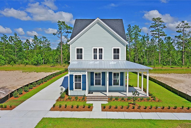 Exterior:319 Great Lawn Drive, Homesite 475 Elevation Image 1