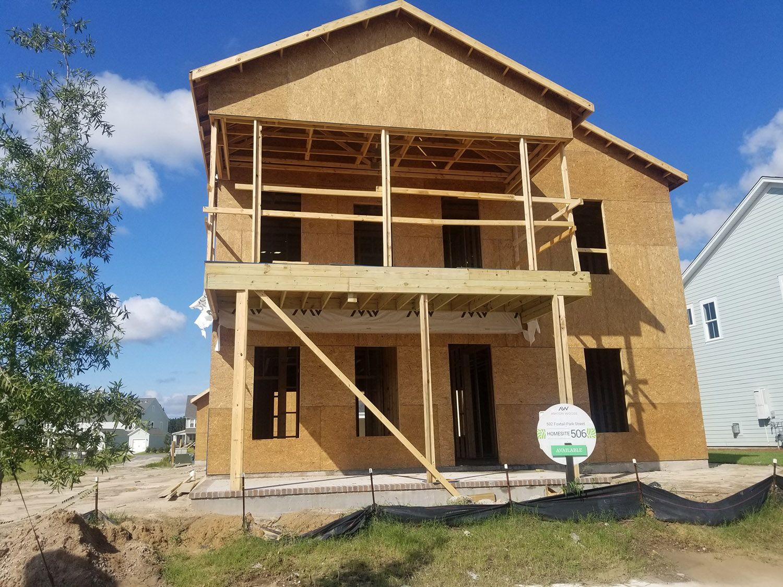 Exterior:502 Foxtail Park Street, Homesite 506 Elevation Image 1