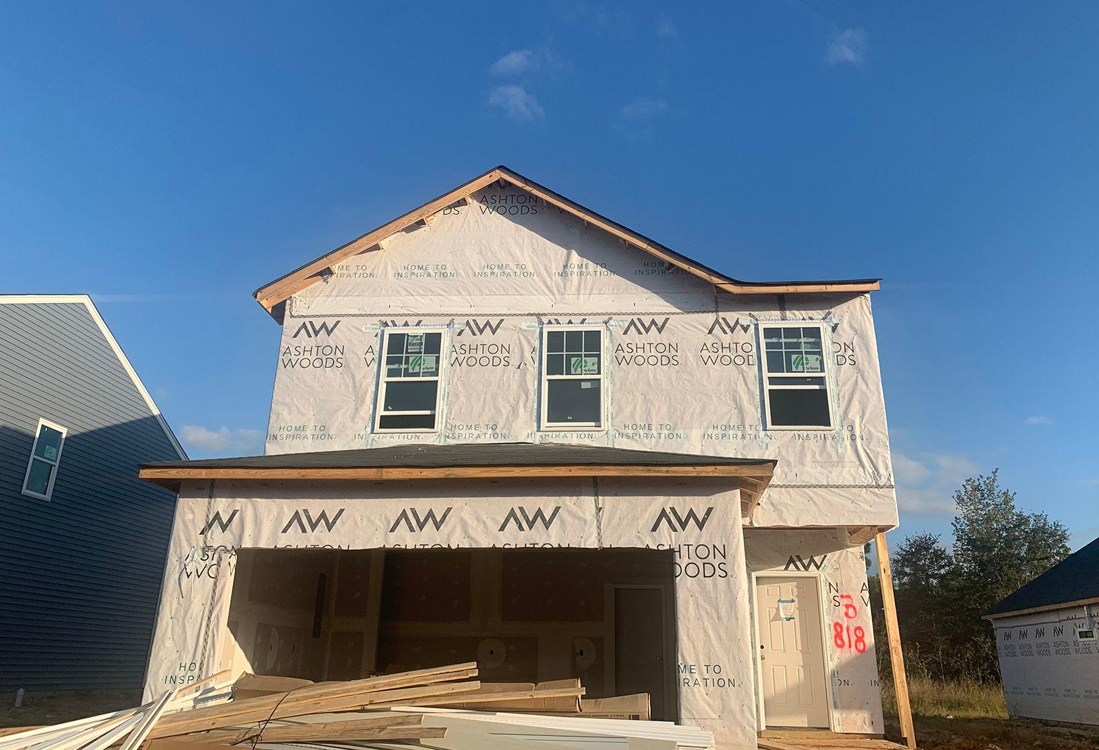 Exterior:818 Casey Street, Homesite 3 Elevation Image 1