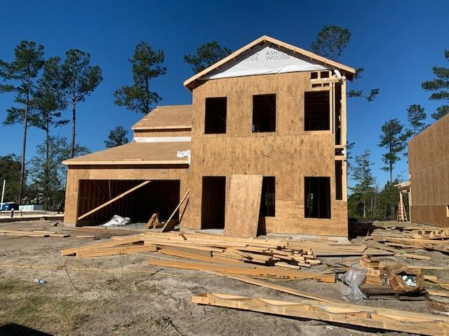 Exterior:135 Lucca Drive, Homesite 24 Elevation Image 1