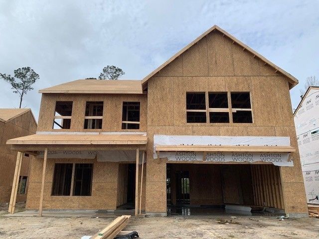 Exterior:137 Lucca Drive, Homesite 23 Elevation Image 1