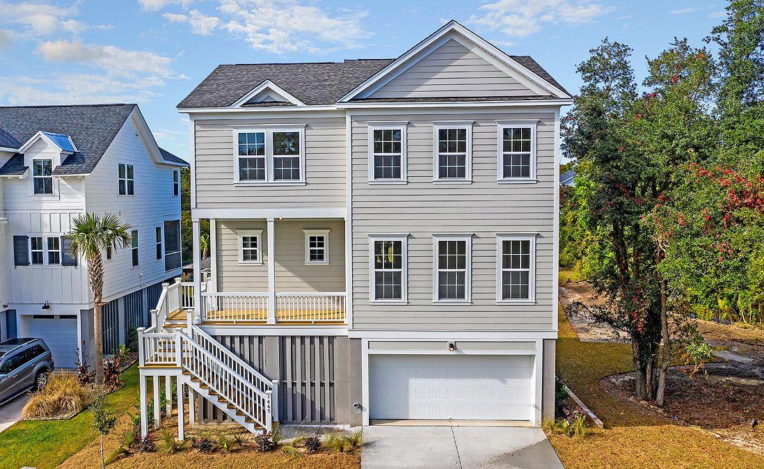 Exterior:1445 Sheepshead Lane, Homesite 78 Elevation Image 1