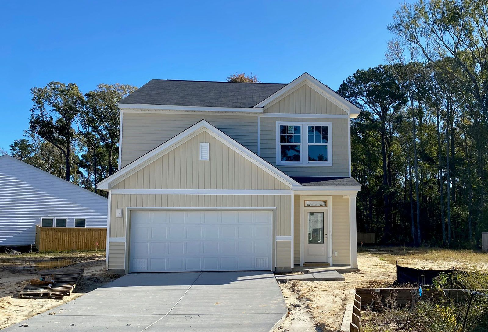Exterior:1391 Thin Pine Drive, Homesite 16 Elevation Image 1