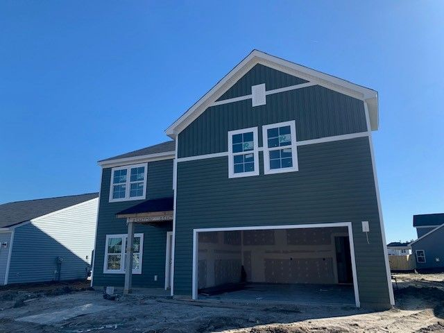 Exterior:184 Lucca Drive, Homesite 67 Elevation Image 1