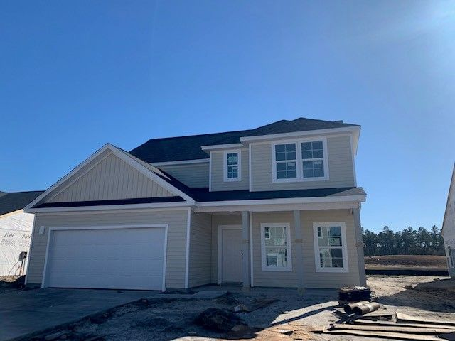 Exterior:429 Carrara Drive, Homesite 89 Elevation Image 1