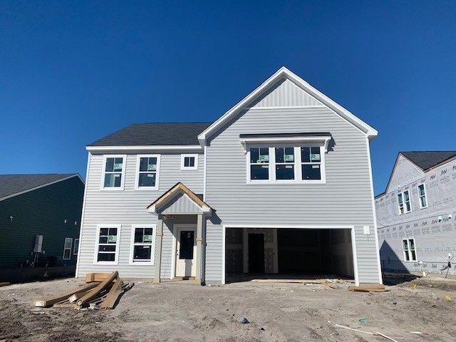 Exterior:428 Carrara Drive, Homesite 83 Elevation Image 1