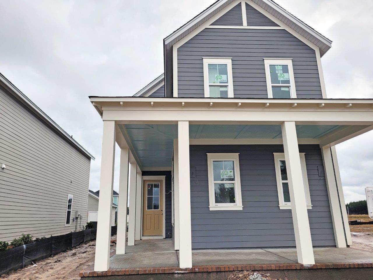 Exterior:135 Midtown Avenue, Homesite 702 Elevation Image 1