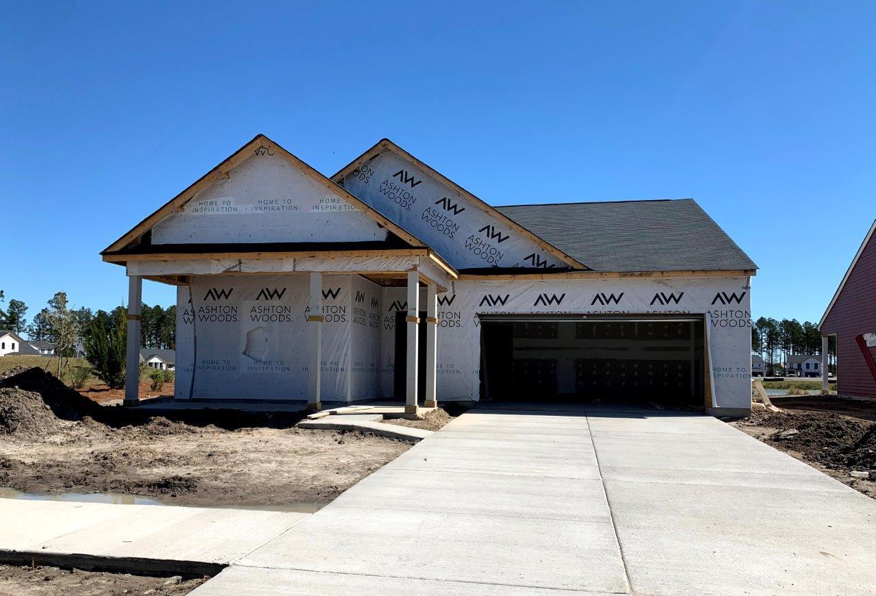 Exterior:801 Sienna Way, Homesite 107 Elevation Image 1