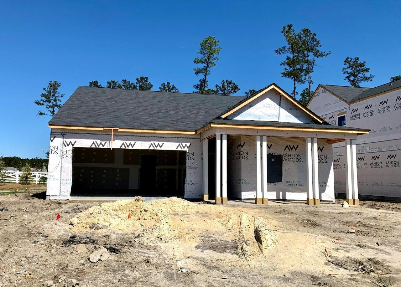 Exterior:199 Lucca Drive, Homesite 108 Elevation Image 1