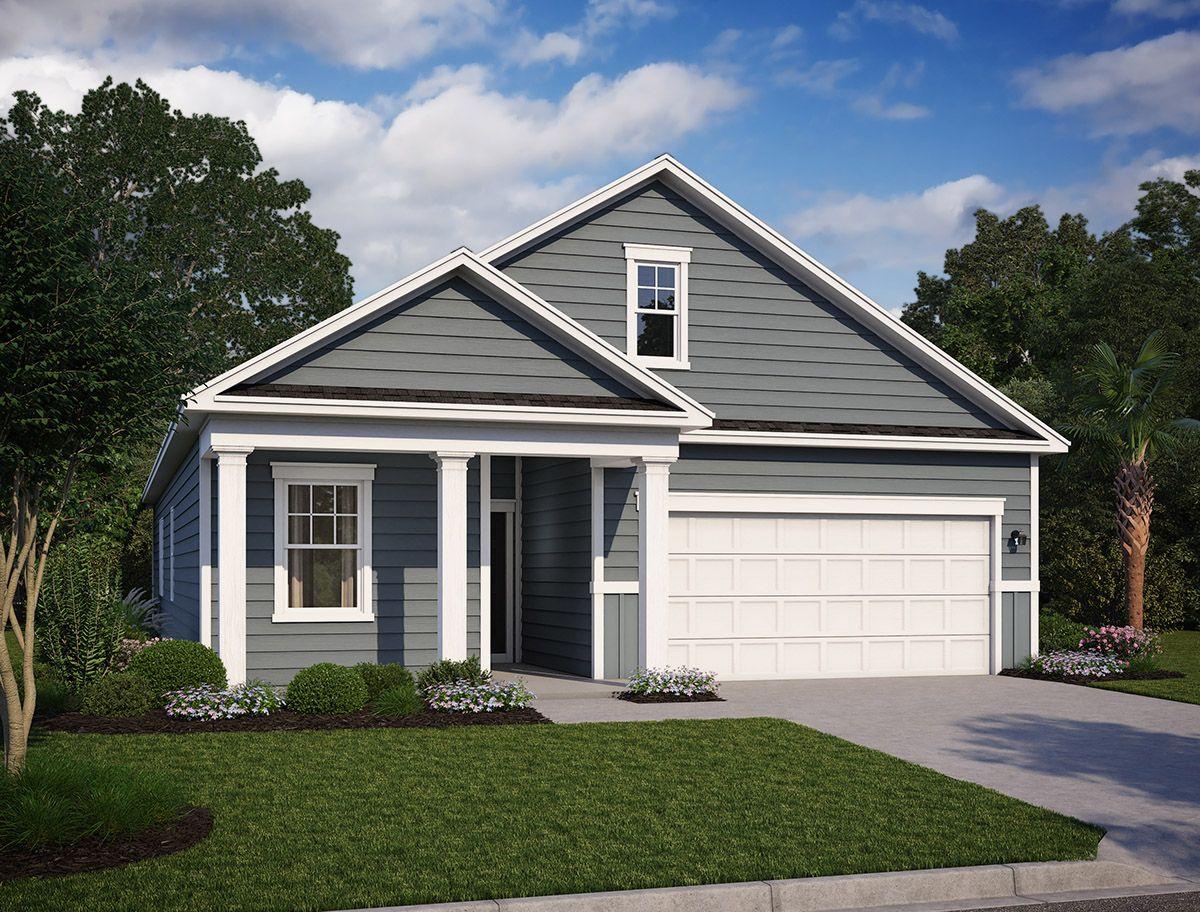Exterior:559 Abigail Street, Homesite 80 Elevation Image 1