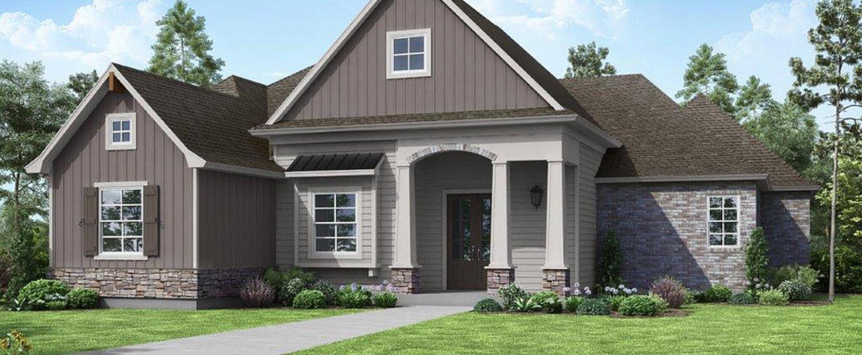 Custom Home 44:Elevation