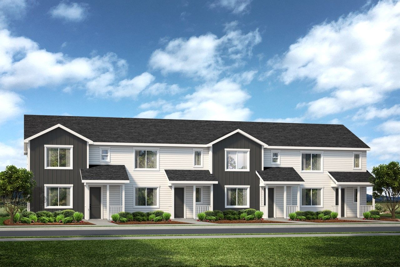 Westcliff 811 - Farmhouse Elevation - Example