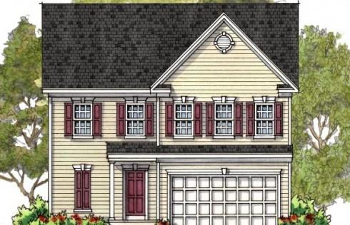Emory:Elevation 1 Colonial