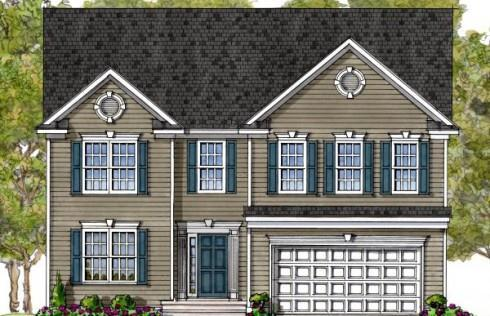 James:Elevation 1 Colonial