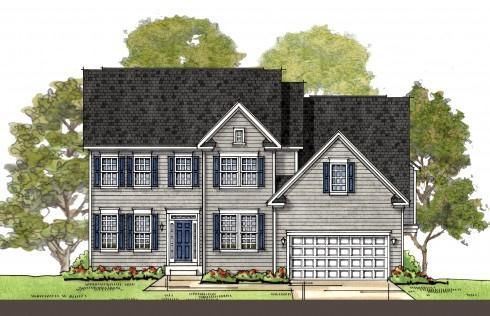 Hogan:Elevation 1 Colonial
