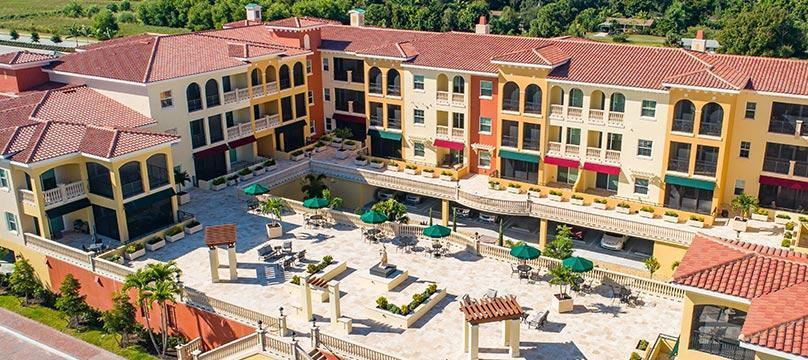 Villa Rosso:Elevation