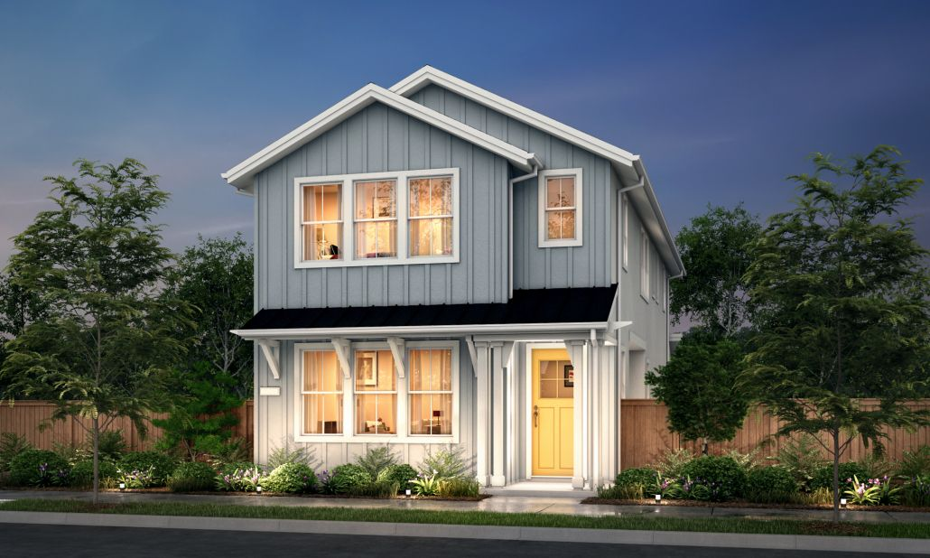 Residence 2:Farmhouse Elevation