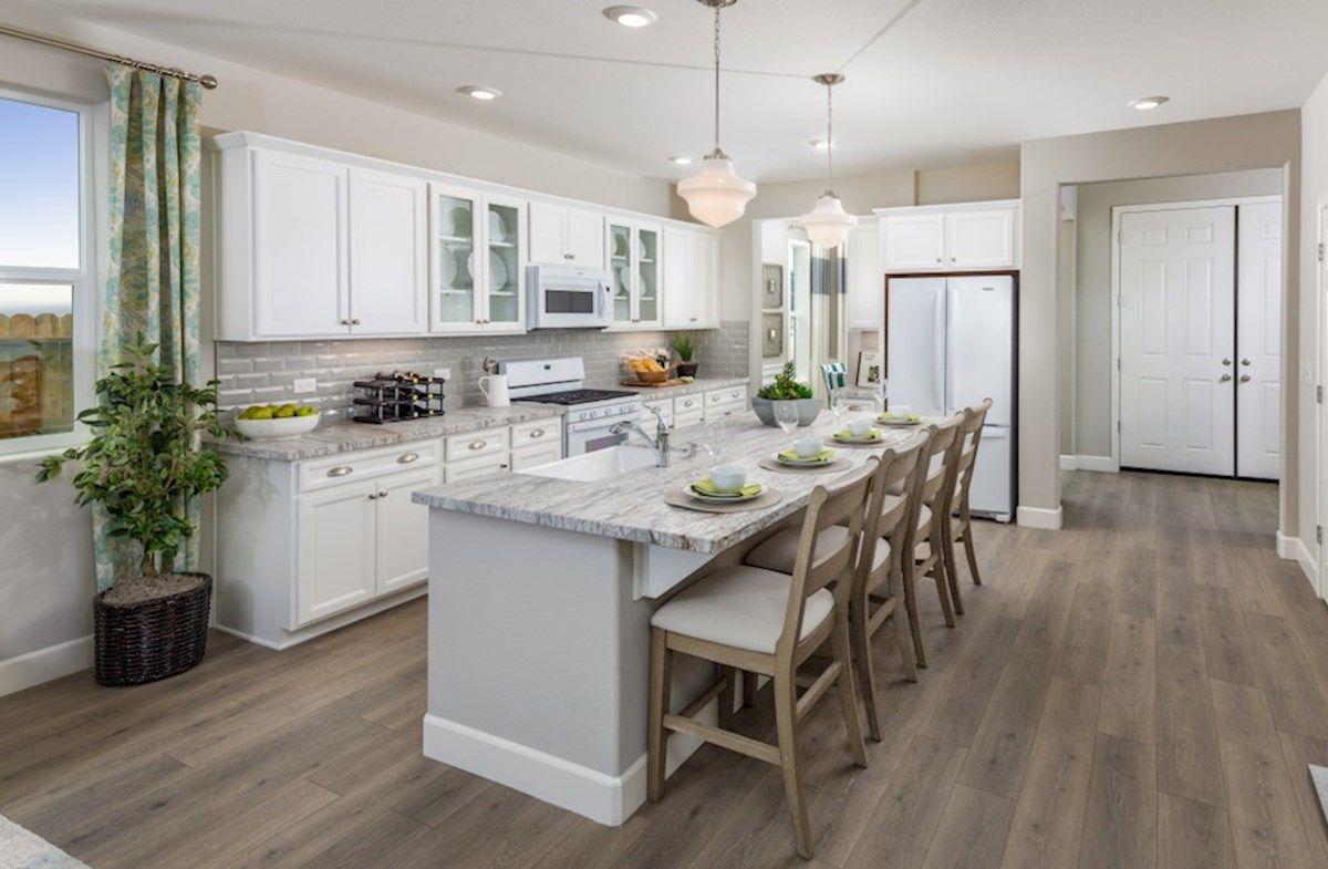 Interior:Residence 3 Kitchen