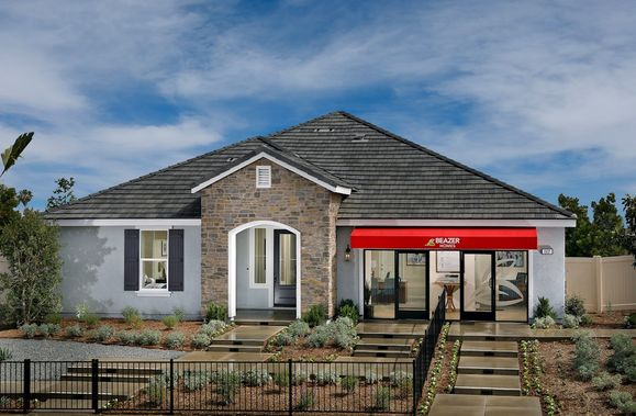 Alder Front Country Exterior