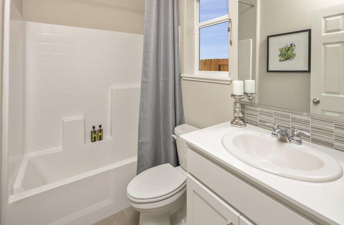Interior:Residence 3 Bathroom 3