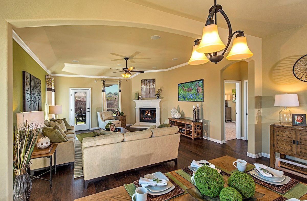 Interior:Silverado Great Room