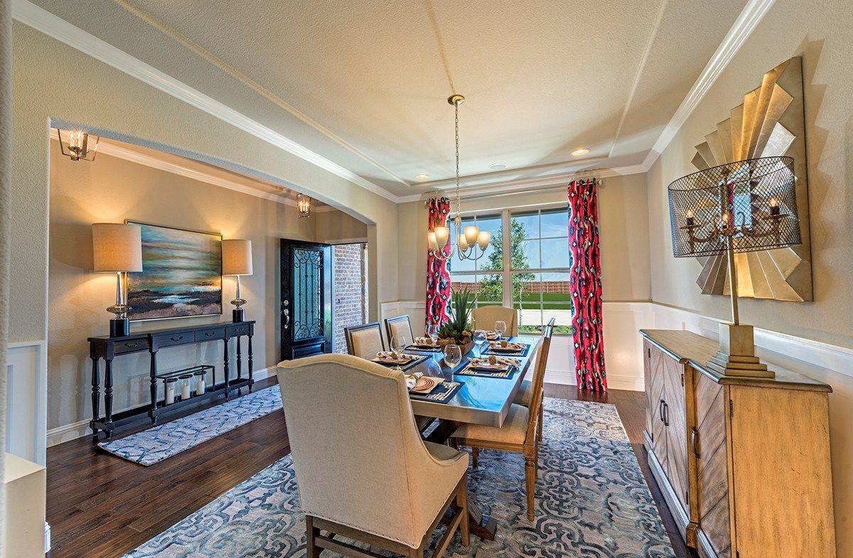 Interior:Prescott Dining Room