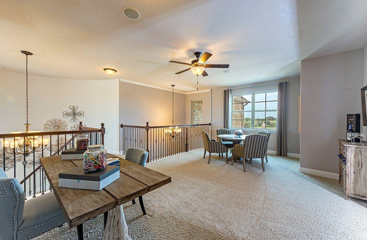 Interior:Madison Loft and Gameroom