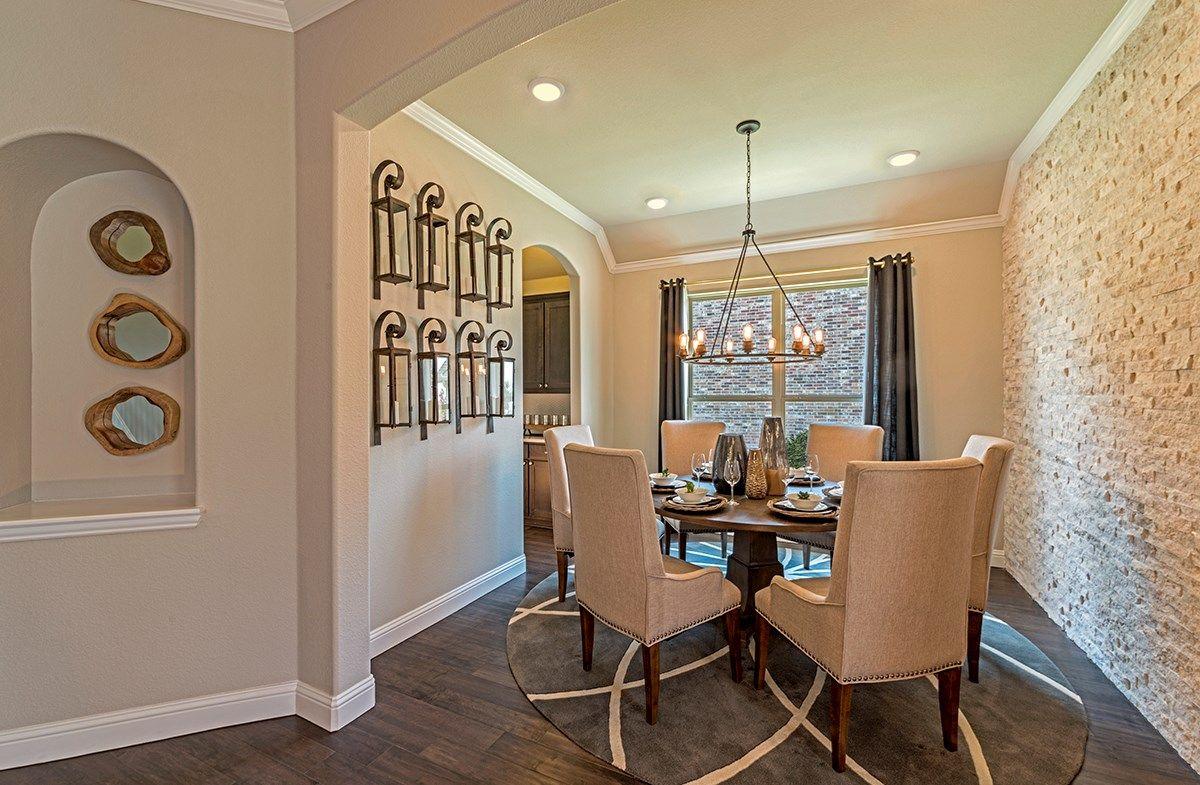 Interior:Kerrville Dining Room