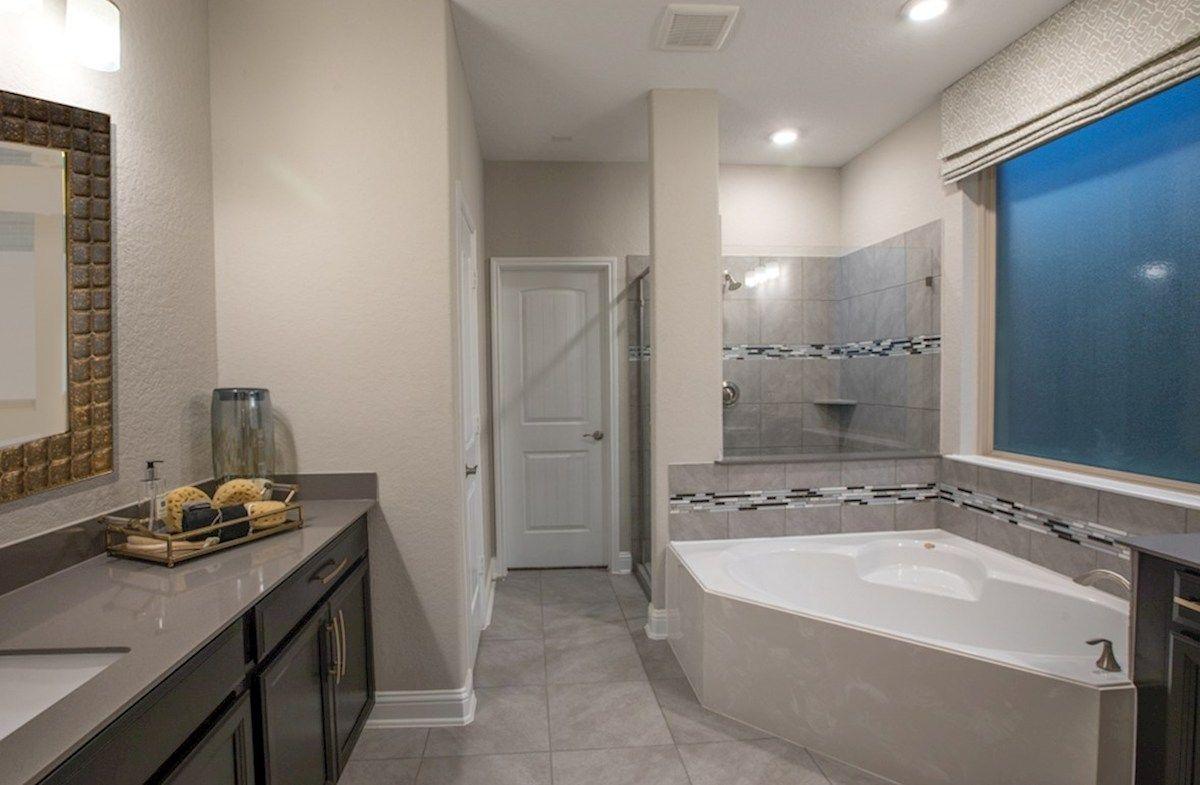 Interior:Sedona Primary Bathroom