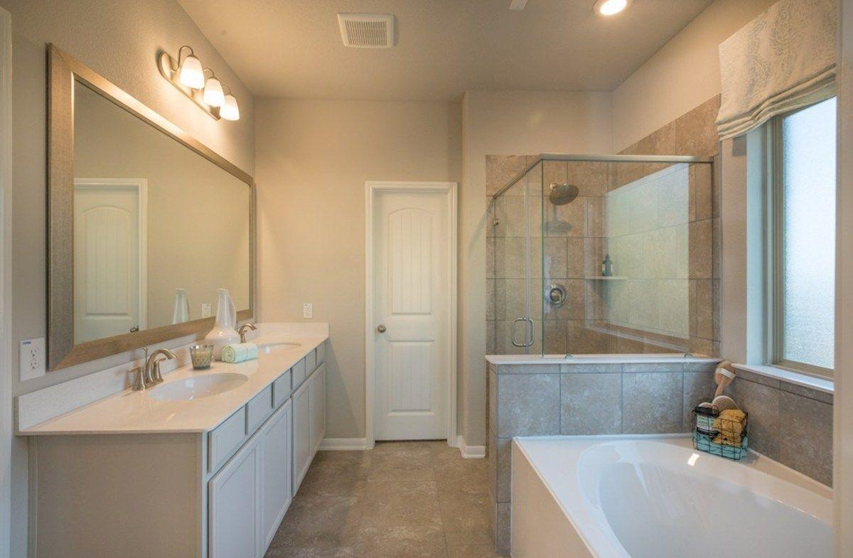 Interior:Emory Primary Bathroom