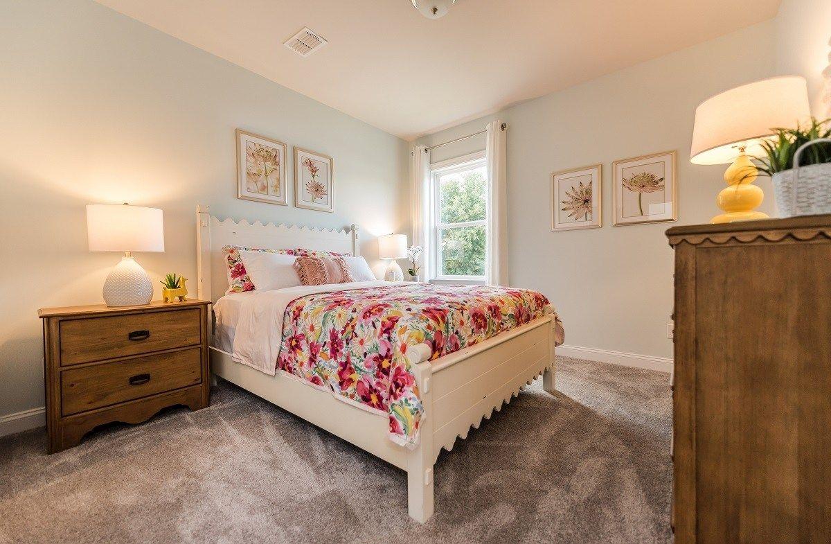 Interior:Palmetto Secondary Bedroom