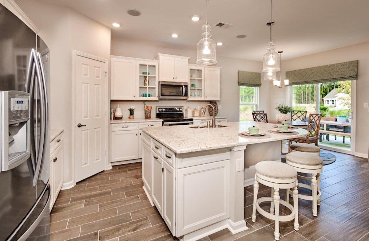 Interior:Savannah Kitchen