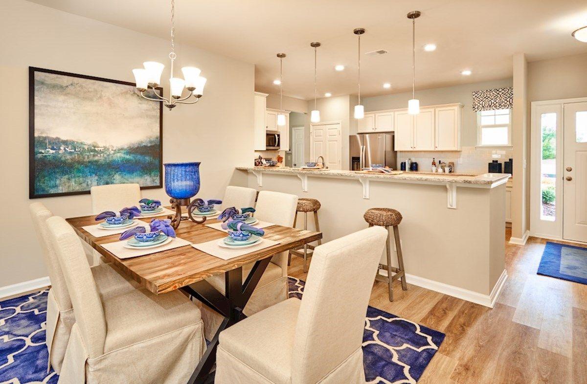 Interior:Camden Dining Room