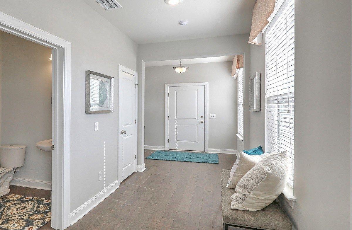 Interior:Holly Foyer