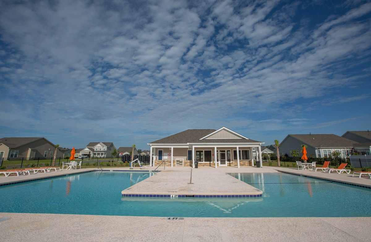 The Shores at Surfside Pool