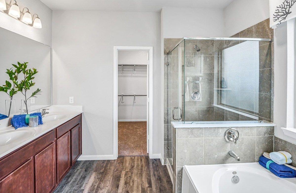 Interior:Berkshire Primary Bathroom