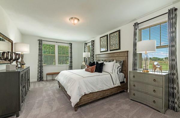 Interior:Sherwood Master Bedroom