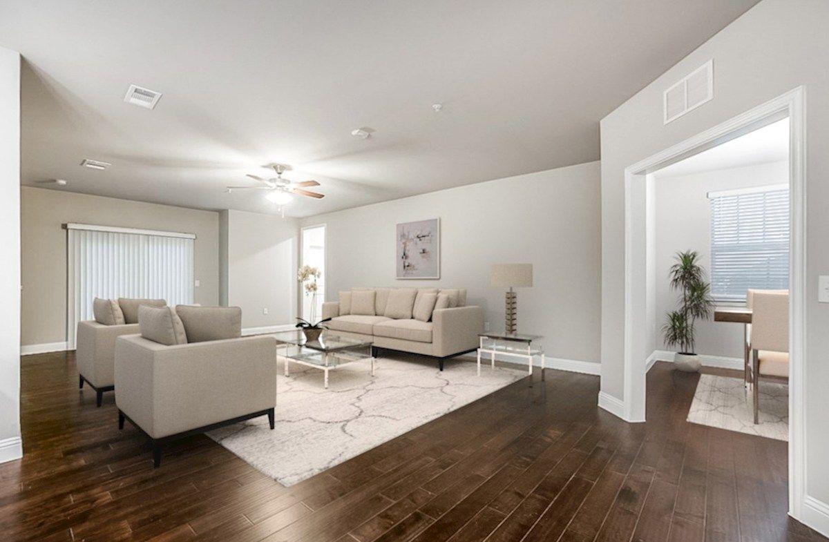Interior:Wiltshire Living Room
