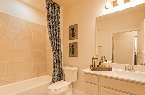 Interior:Clifton Secondary Bathroom