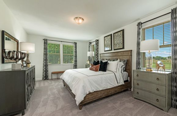 Interior:Sherwood Master Bedroom