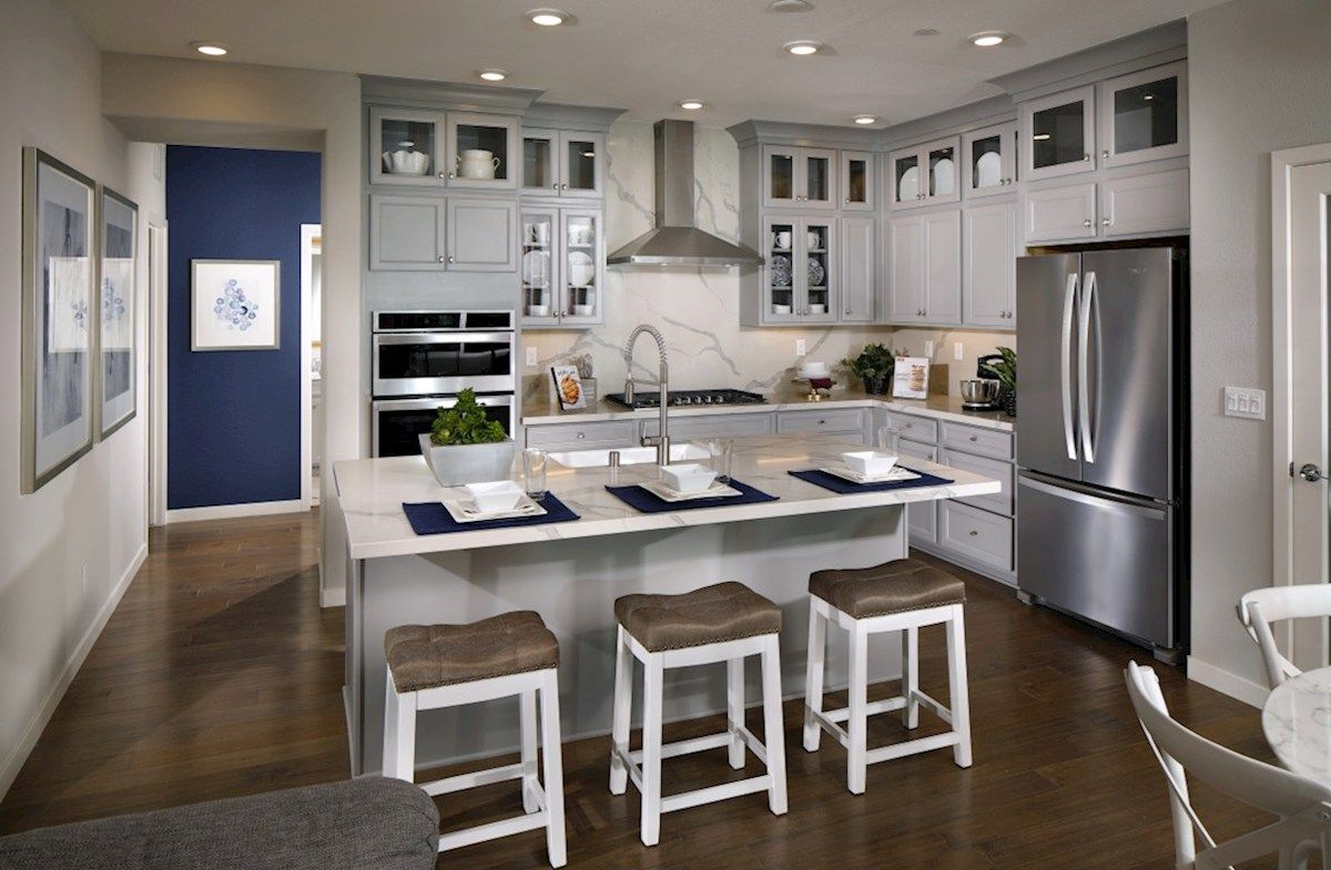Interior:Residence 2 Kitchen