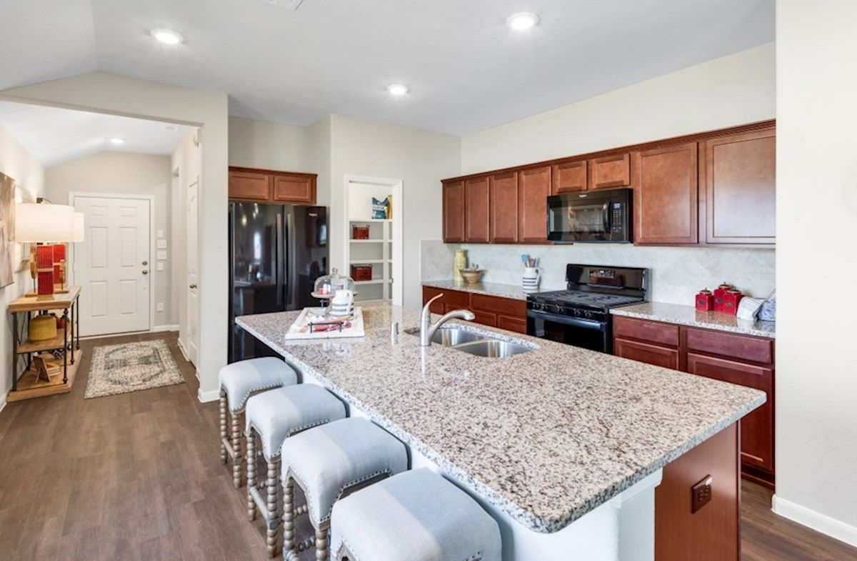 Interior:Austin Kitchen