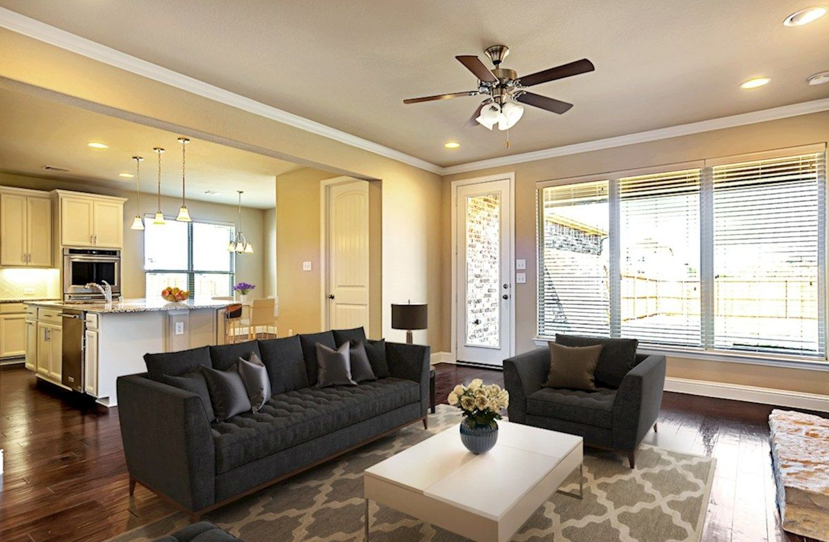 Interior:Belmeade Great Room