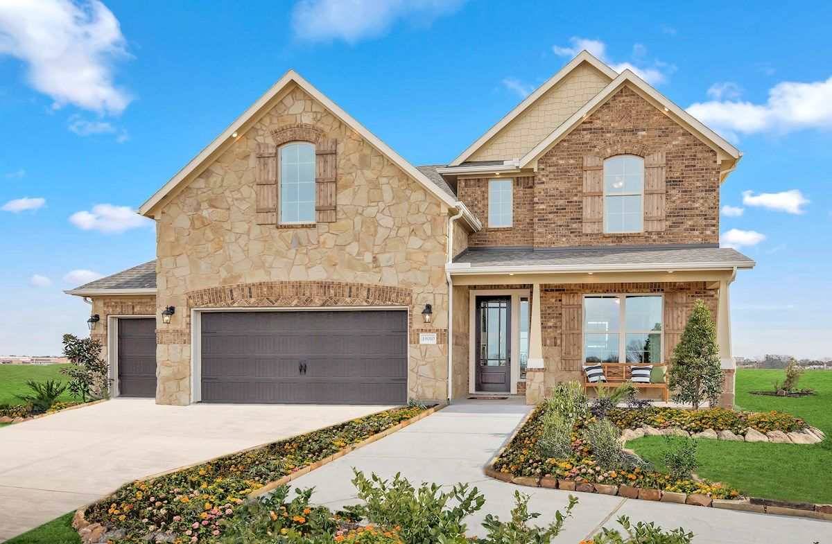 Armstrong French Country Exterior