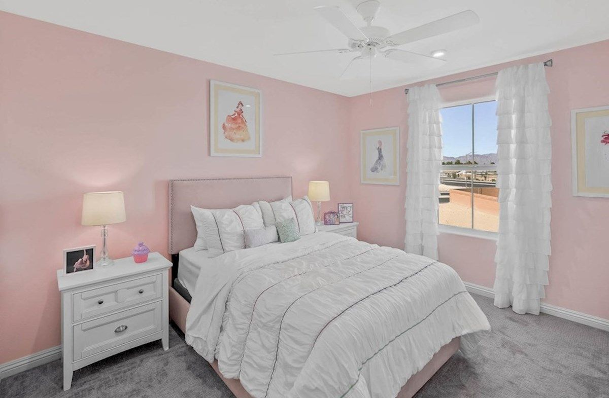 Interior:Mesquite Bedroom 2