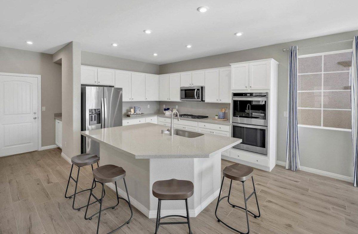 Interior:Valencia Kitchen
