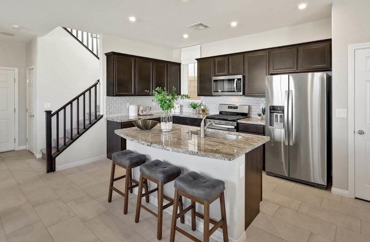 Interior:Bayview Kitchen