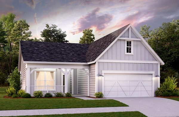 New single-family homes starting in the $230s