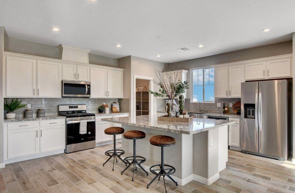 Interior:Dawson Kitchen