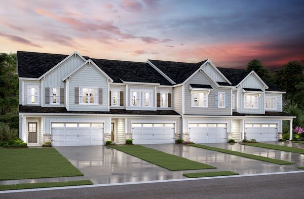 New Townhomes Opening This Spring